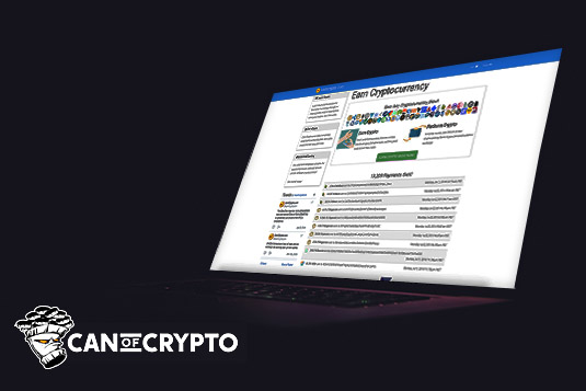 earn crypto earning site